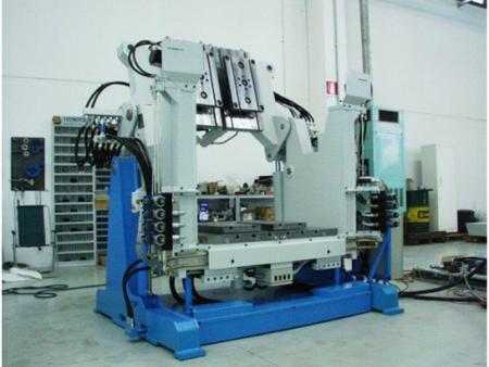 重力铸造机安全操作要点——造型作业...